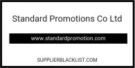 Standard Promotions Co Ltd