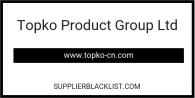Topko Product Group Ltd