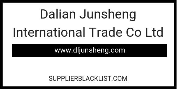 Dalian Junsheng International Trade Co Ltd