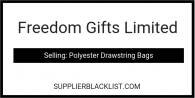 Freedom Gifts Limited