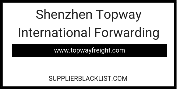 Shenzhen Topway International Forwarding - China - Freight