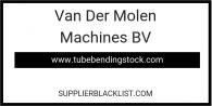 Van Der Molen Machines BV