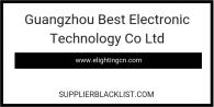 Guangzhou Best Electronic Technology Co Ltd
