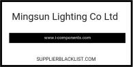 Mingsun Lighting Co Ltd