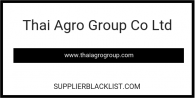 Thai Agro Group Co Ltd