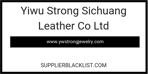 Yiwu Strong Sichuang Leather Co Ltd