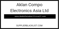 Aklan Compo Electronics Asia Ltd