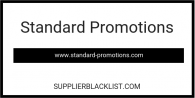 Standard Promotions