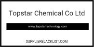 Topstar Chemical Co Ltd