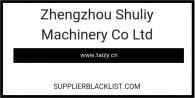 Zhengzhou Shuliy Machinery Co Ltd