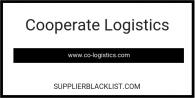 Cooperate Logistics