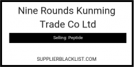Nine Rounds Kunming Trade Co Ltd in China