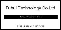 Fuhui Technology Co Ltd Selling Timberland Shoes
