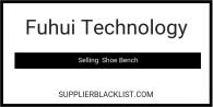 Fuhui Technology Selling Shoe Bench