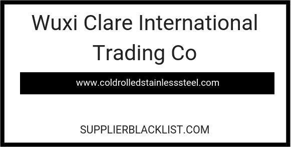 Wuxi Clare International Trading Co in Jiangsu