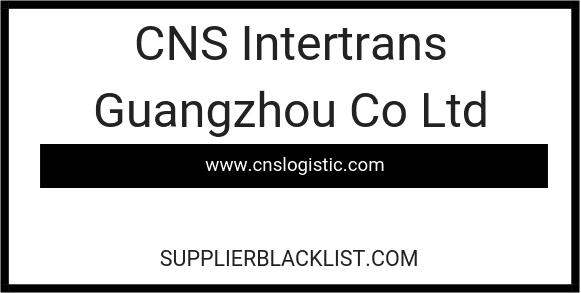 CNS Intertrans Guangzhou Co Ltd
