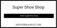 Super Shoe Shop