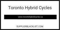 Toronto Hybrid Cycles