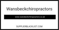 Wansbeckchiropractors