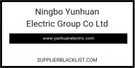 Ningbo Yunhuan Electric Group Co Ltd in Zhejiang