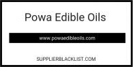 Powa Edible Oils in Kuala Lumpur