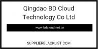 Qingdao BD Cloud Technology Co Ltd