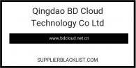 Qingdao BD Cloud Technology Co Ltd in Shandong
