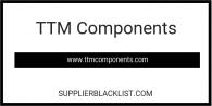 TTM Components