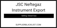 JSC Neftegaz Instrument Export
