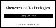 Shenzhen Inz Technologies
