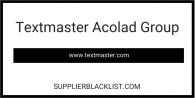 Textmaster Acolad Group