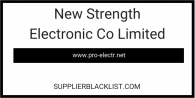 New Strength Electronic Co Limited
