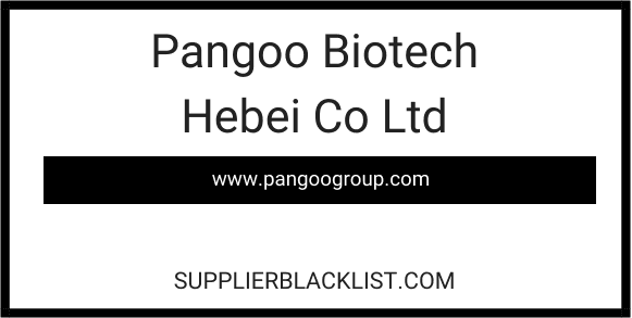 Pangoo Biotech Hebei Co Ltd