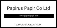 Papirus Papir Co Ltd