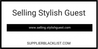 Selling Stylish Guest