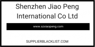 Shenzhen Jiao Peng International Co Ltd