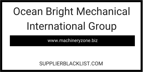Ocean Bright Mechanical International Group