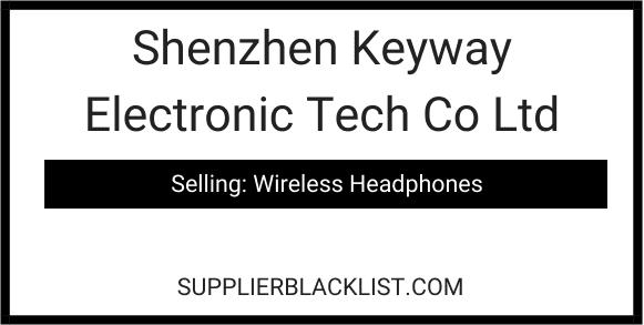 Shenzhen Keyway Electronic Tech Co Ltd