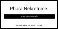 Phora Nekretnine