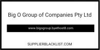 Big O Group of Companies Pty Ltd