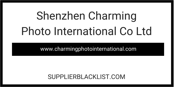 Shenzhen Charming Photo International Co Ltd