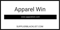 Apparel Win