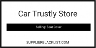 Car Trustly Store