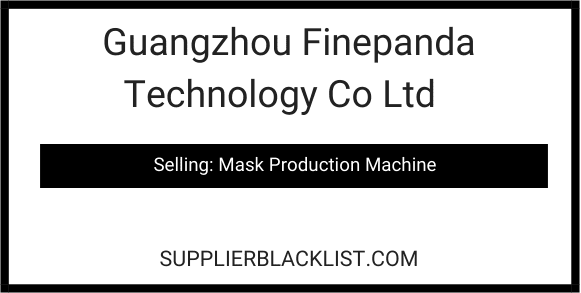 Guangzhou Finepanda Technology Co Ltd