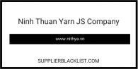 Ninh Thuan Yarn JS Company