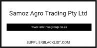 Samoz Agro Trading Pty Ltd