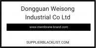 Dongguan Weisong Industrial Co Ltd
