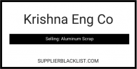 Krishna Eng Co