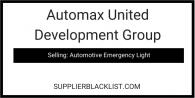 Automax United Development Group