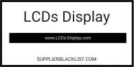 LCDs Display